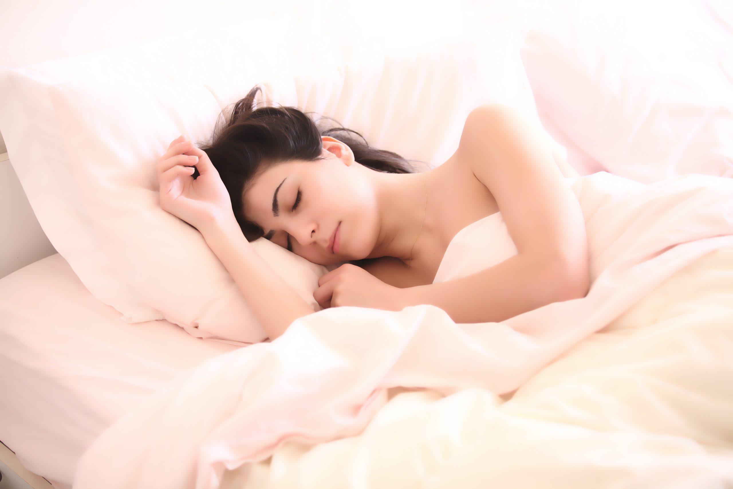 Bedre søvn med utendørs boblebad